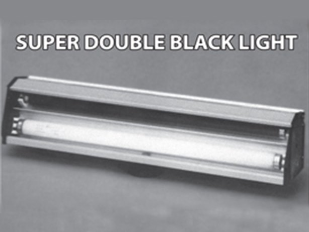 Zorro Super Double Black Light – Stan Sloan\'s Zorro Bait Co.